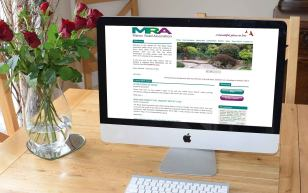 Manor Road Association Website and Logo Design, High Wycombe